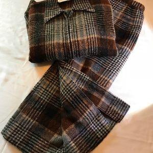 Missoni Vintage Knit Skirt and Jacket